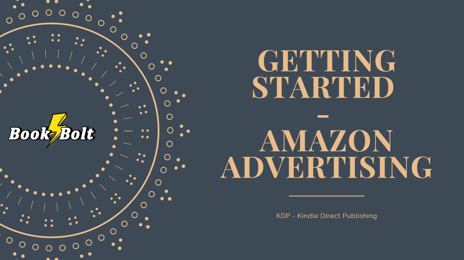 Getting Started With Amazon Advertising For Your Low Content Books